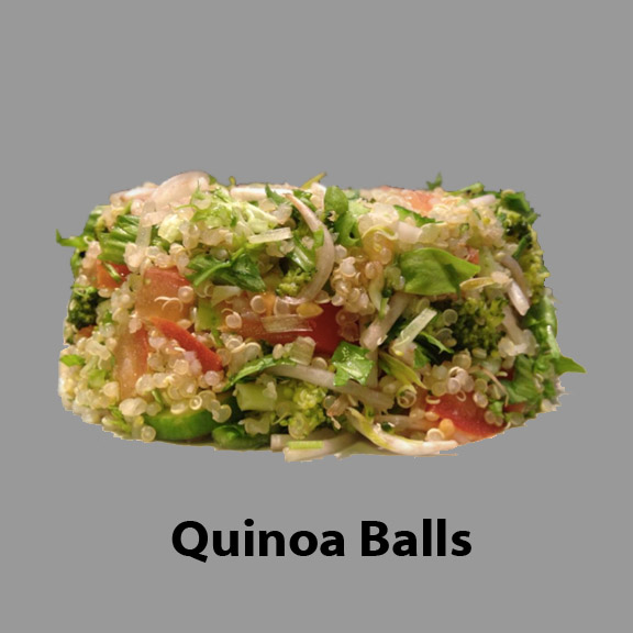 quinoaballs