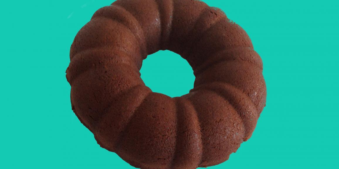 Chocolate GUILT FREE cake